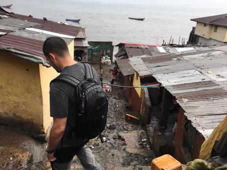 Visit to Freetown, Sierra Leone