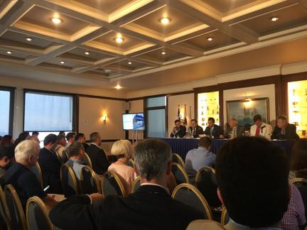 BIMCO Security Workshop in Greece