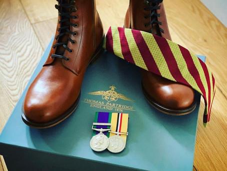 Jordan Wylie Becomes First Thomas Partridge Shoes Ambassador