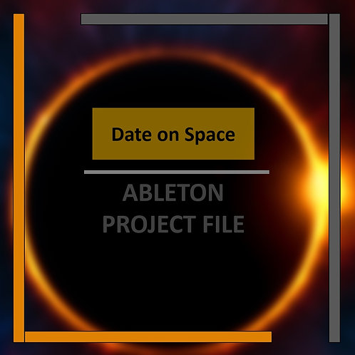 Dating on the space template | Ableton Project Files & Samples