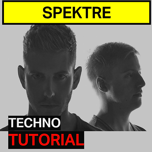 Making techno like SPEKTRE| Ableton Project File, Presets and Samples
