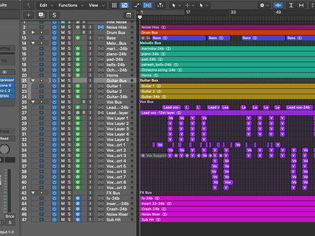 5 Steps to an improved music production workflow