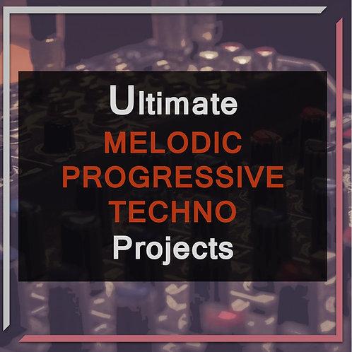 Mercurial Tones - Ultimate MELODIC-PROGRESSIVE-DOWNTEMPO 2019 Collection