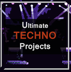 Techno - tech house ableton project coll