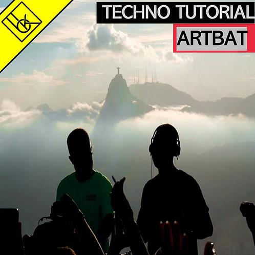 Melodic techno like ART and the BAT