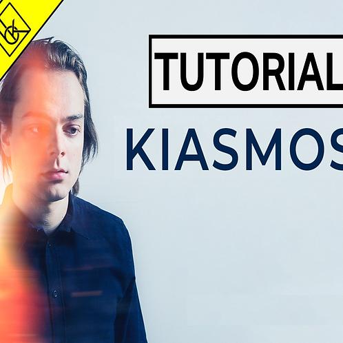 Dark and melancholic downtempo tutorial influenced by Kiasmos