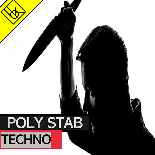 Poly stab bigroom TECHNO tutorial  | Ableton Project Files & Samples