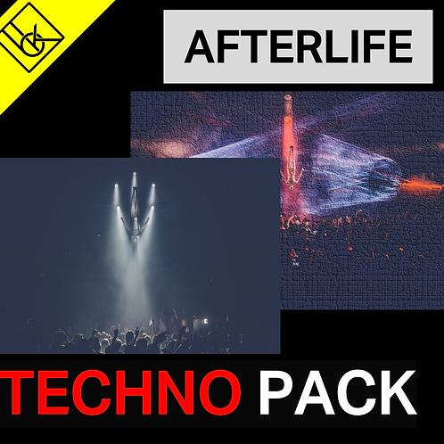 Afterlife Techno Bundle - Project file & samples & presets