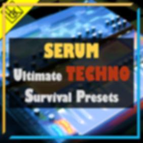 Serum ultimate techno survival presets.p