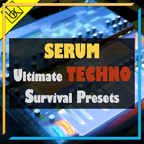 Serum ultimate techno survival presets.p
