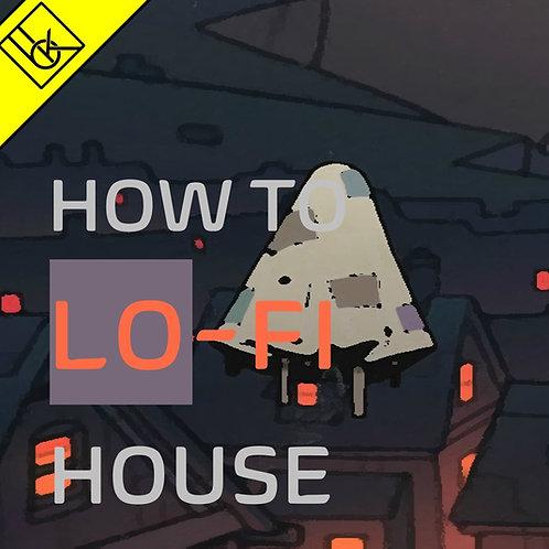 LO-FI house Ableton Template