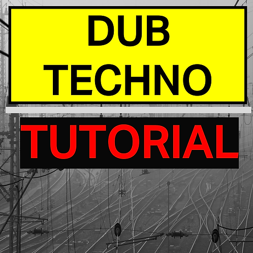 Dub Techno Tutorial | Ableton Project File, Serum Presets and Samples