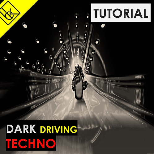 Driving techno influenced by Tronic | Free Ableton Project Files & Samples