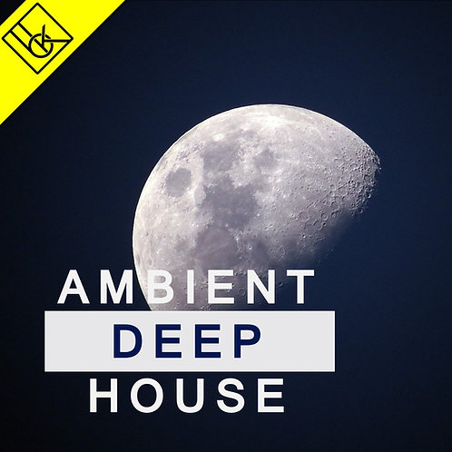 Ambient deep house template