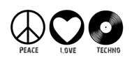 Techno love - playlist