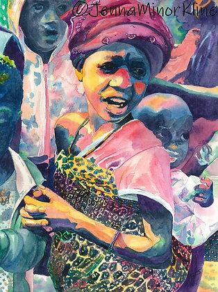 Eldest Sister - Sierra Leone