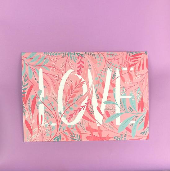 Pink Garden | LOVE