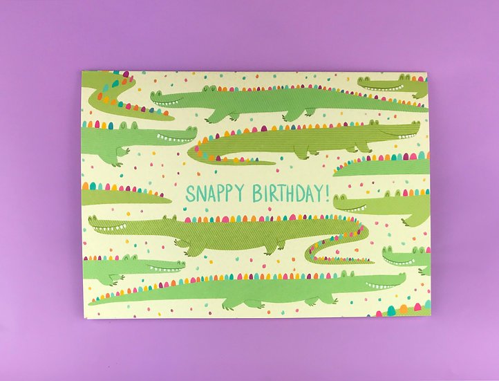 Happy Birthday | Snappy Birthday
