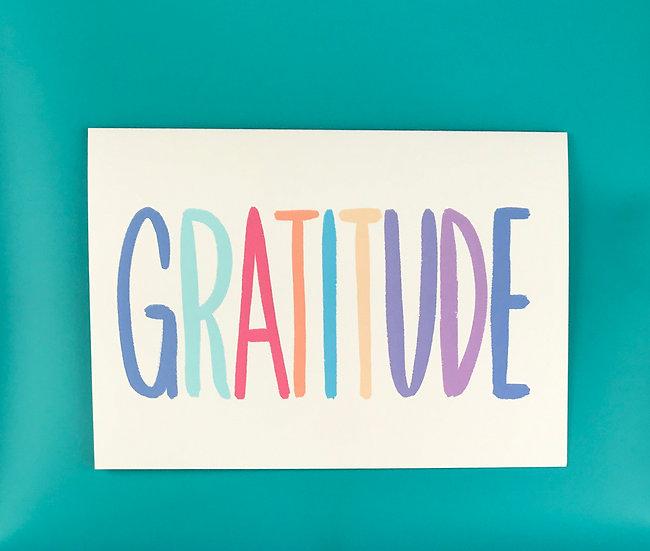 Brief Sentiment | Gratitude