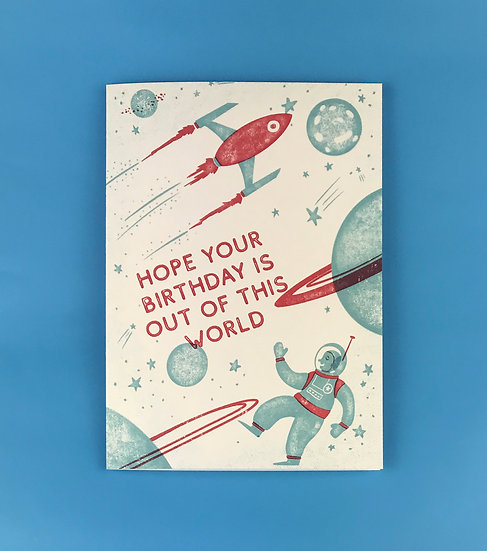 Happy Birthday | Out of This World