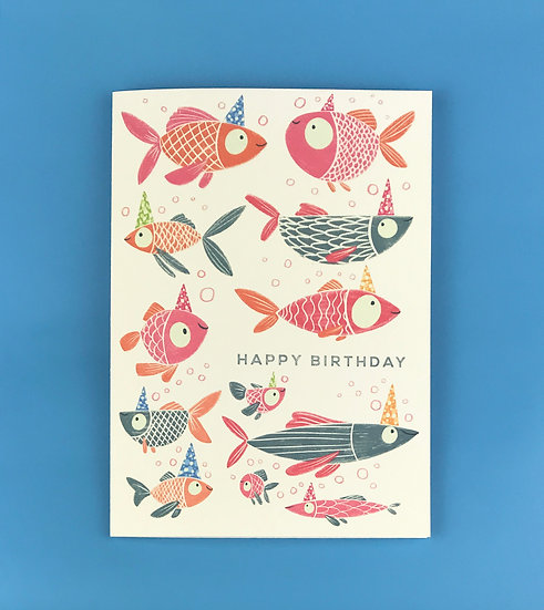 Happy Birthday | Birthday Fish
