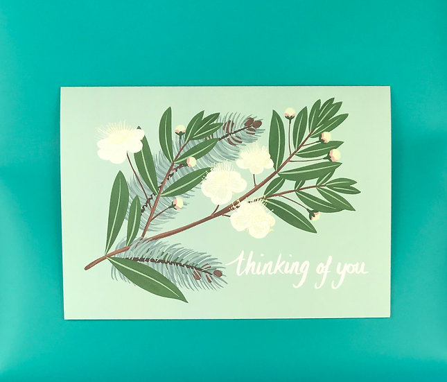 Thinking of You | Myrtle and Spruce