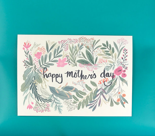 Busy Garden | Happy Mother's Day
