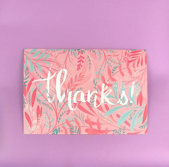 Pink Garden | Thanks!