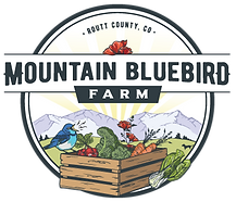 Mountain Bluebird Farm logo