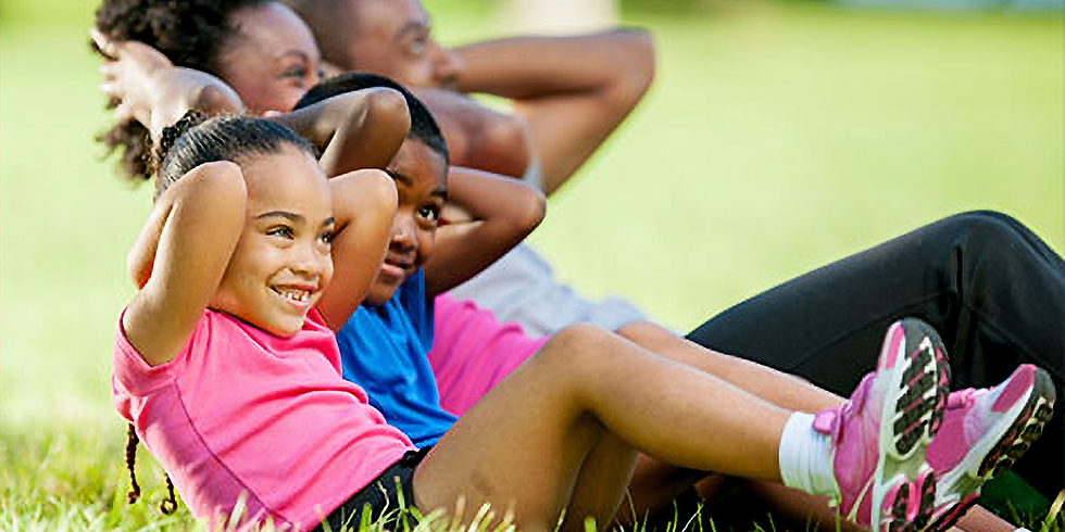 Kids Fitness Boot Camps