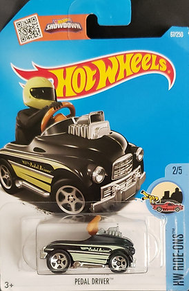 Hot Wheels Ride-Ons - Pedal Driver