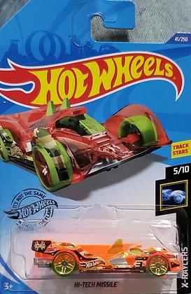 Hot Wheels X-Raycers - Hi-tech Missile