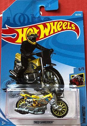 Hot Wheels Moto - Tred Shredder