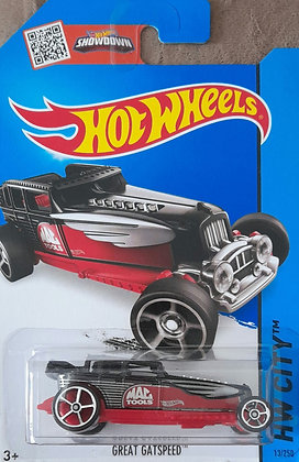 Hot Wheels City - Great Gatspeed