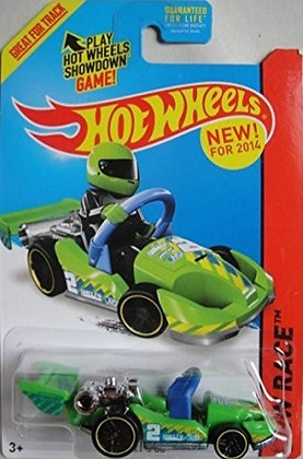 Hot Wheels Race - Let's Go