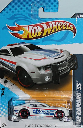Hot Wheels City Works - '10 Camaro SS