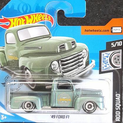 Hot Wheels Rod Squad - '49 Ford F1