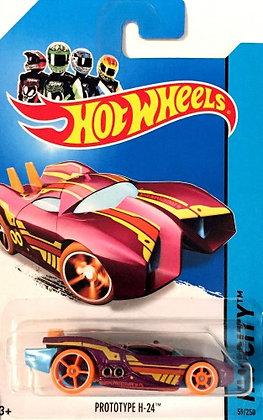 Hot Wheels City - Prototype H-24