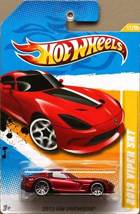 Hot Wheels Premiere - 2013 Viper SRT
