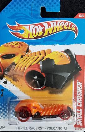 Hot Wheels Thrill Racers - Skull Crusher
