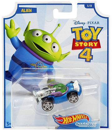 Hot Wheels Toy Story 4 - Alien