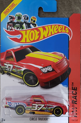 Hot Wheels Race - Circle Trucker