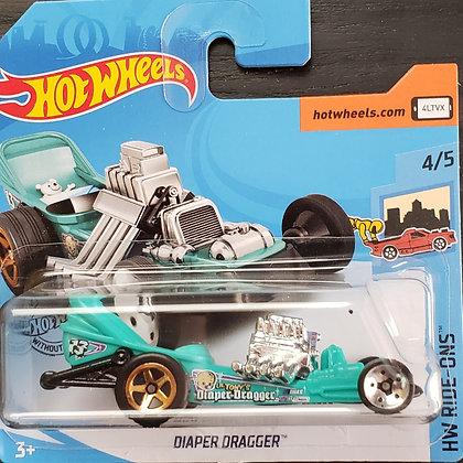 Hot Wheels Ride-Ons - Diaper Dragger