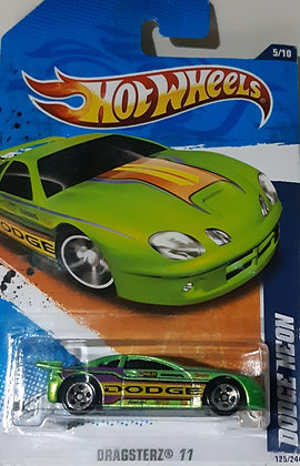 Hot Wheels Dragsterz - Dodge Neon