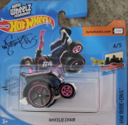 Hot Wheels Ride-Ons - Wheelie Chair