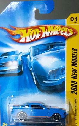 Hot Wheels New Models - '07 Shelby GT-500