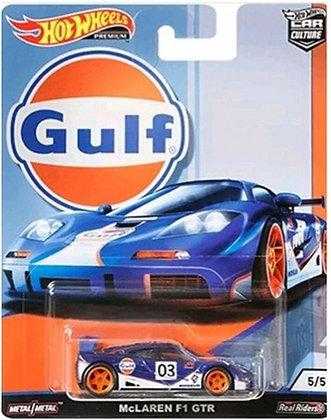 Hot Wheels Car Culture - Gulf McLaren F1 GTR