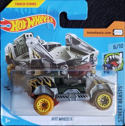 Hot Wheels Street Beasts - Bot Wheels