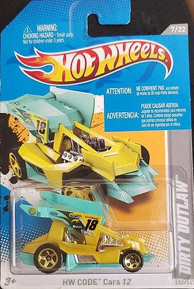 Hot Wheels Code Cars - Dirty Outlaw