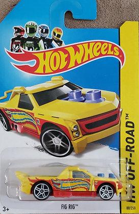Hot Wheels Off-Road - Fig Rig